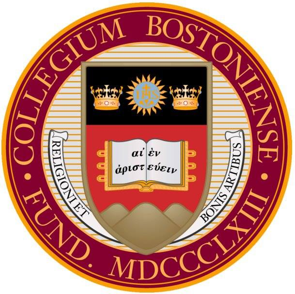 Boston College Logo With